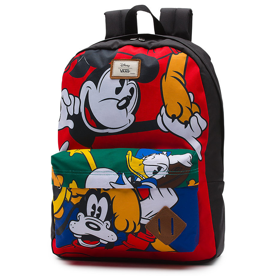 Рюкзак Vans (Ванс) Disney (Дисней) Old Skool II Mickey & Friends VONIH9X