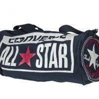 Спортивная сумка Converse LEGACY BARREL DUFFEL BAG 10422C410 синяя