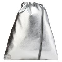 Сумка мешок Mi-Pac Kit Bag Pebbled Silver/Black серебристая