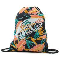Мешок Vans Benched Novelty Black Tropical разноцветный