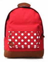 Рюкзак Mi-Pac Polka Bright Red