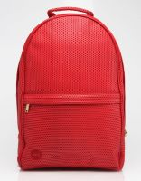 Рюкзак Mi-Pac Maxwell Gold Perforated Red