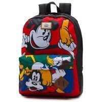 Рюкзак Vans Disney Old Skool II Mickey & Friends красный