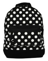 Рюкзак Mi-Pac Mini All Polka Black/White