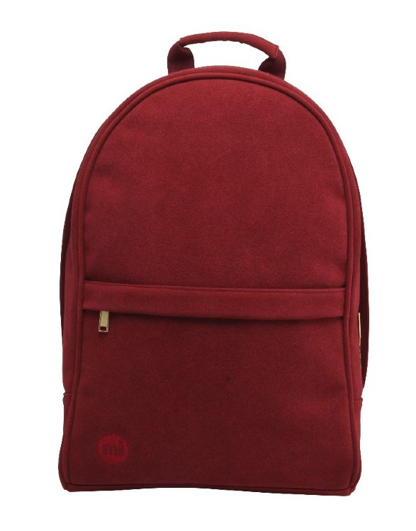 Рюкзак Mi-Pac Maxwell Gold Suede Burgundy