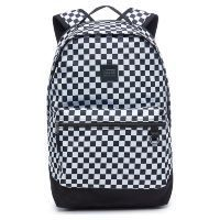 Рюкзак городской Vans Tiburon Black White Checkerboard
