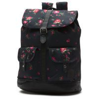 Рюкзак Vans Lean In Floral Black Bl