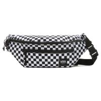 Поясная сумка Vans Ranger Waist Pack Black White Checkerboard белая