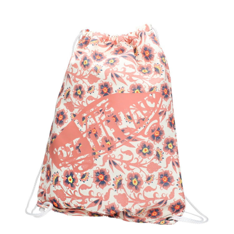 Мешок Vans Benched Novelty Bag Floral Burnt Coral коралловый