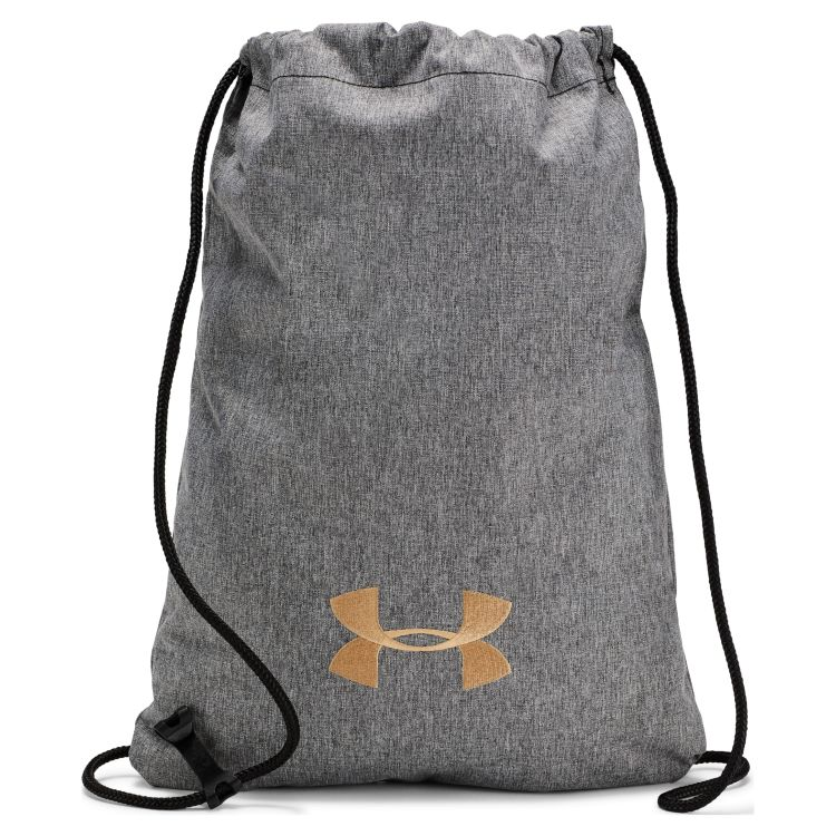 Сумка-мешок Under Armour Ozsee Elevated (20 л) на шнуре с одним отделением серая 1300217-002