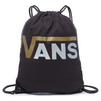 Сумка мешок Vans Benched Novelty Bag Black - Metallic