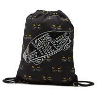 Сумка мешок Vans Benched Novelty Bag Black Cat