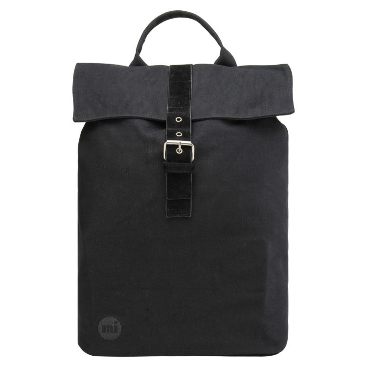 Рюкзак Mi-Pac Day Pack Canvas Black черный