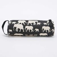 Пенал Mi-Pac Pencil Case Elephants Black черный