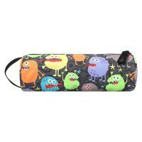 Пенал Mi-Pac Pencil Case Monsters Black черный