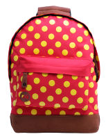 Рюкзак Mi-Pac Mini All Polka Bright Red/Yellow