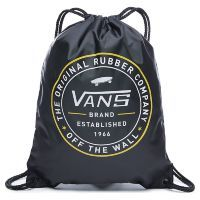 Сумка мешок Vans League Bench Bag Classic Black черная