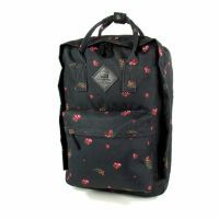Рюкзак Vans Icono Square Floral Black Bl