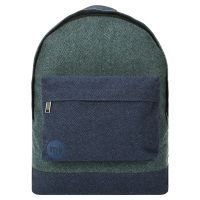 Рюкзак городской Mi-Pac Premium Herringbone Mix Green/Navy