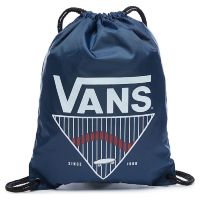 Сумка мешок Vans League Bench Bag Dress Blues Stripe синяя