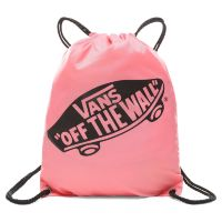 Сумка мешок Vans Benched Bag Strawberry Pink розовая