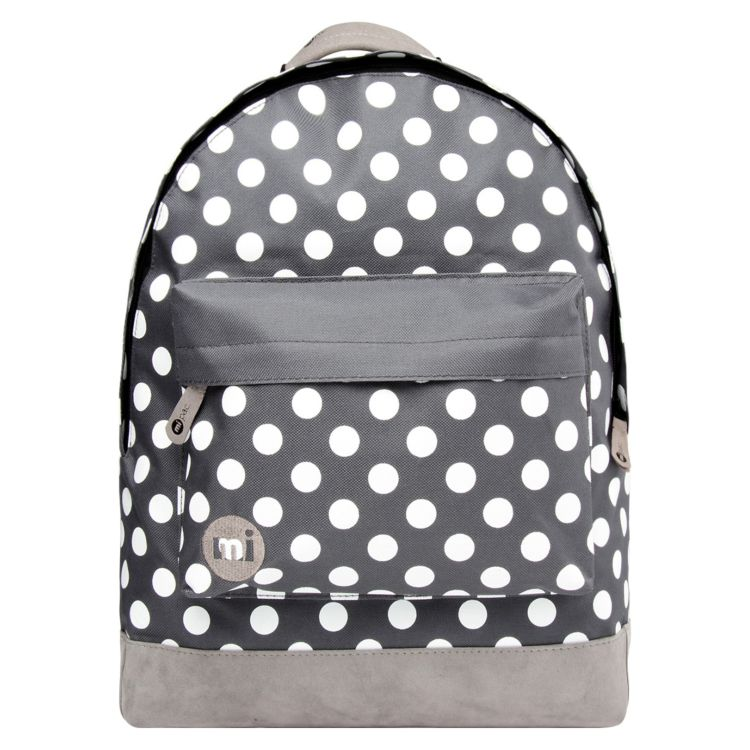 Рюкзак Mi-Pac All Polka Charcoal/White