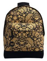 Рюкзак Mi-Pac Russian Dolls Black/Gold черный