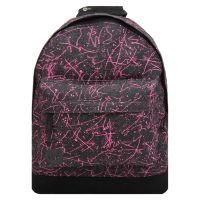 Рюкзак Mi-Pac Denim Squiggle Black/Pink черный