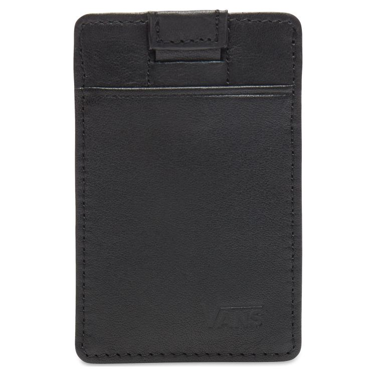 Держатель карт Vans Vans Eject Card Holder Classic Black черный