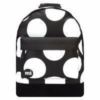 Рюкзак Mi-Pac Polka XL Black/White черный