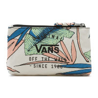 Кошелёк Vans Homeroomie Small White Sand Tropical бежевый