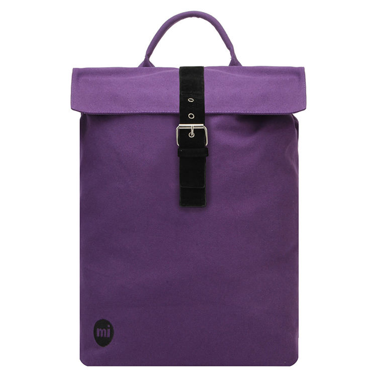Рюкзак Mi-Pac Day Pack Canvas Deep Purple фиолетовый