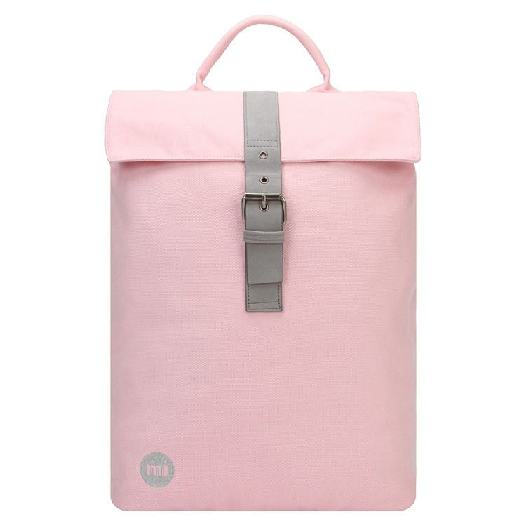 Рюкзак Mi-Pac Day Pack Canvas Pink розовый