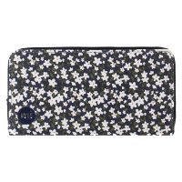 Кошелек Mi-Pac Zip Purse Ditsy Floral Navy синий